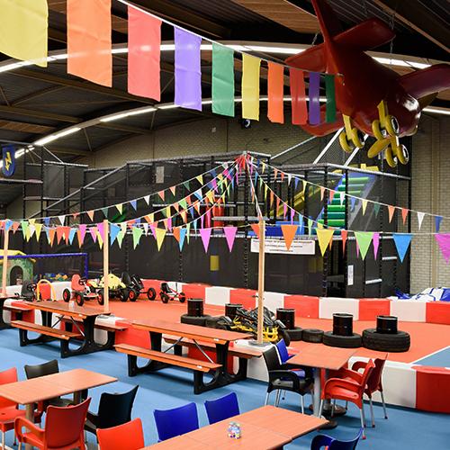 Feestje vieren bij Indoorpretpark Maassluis