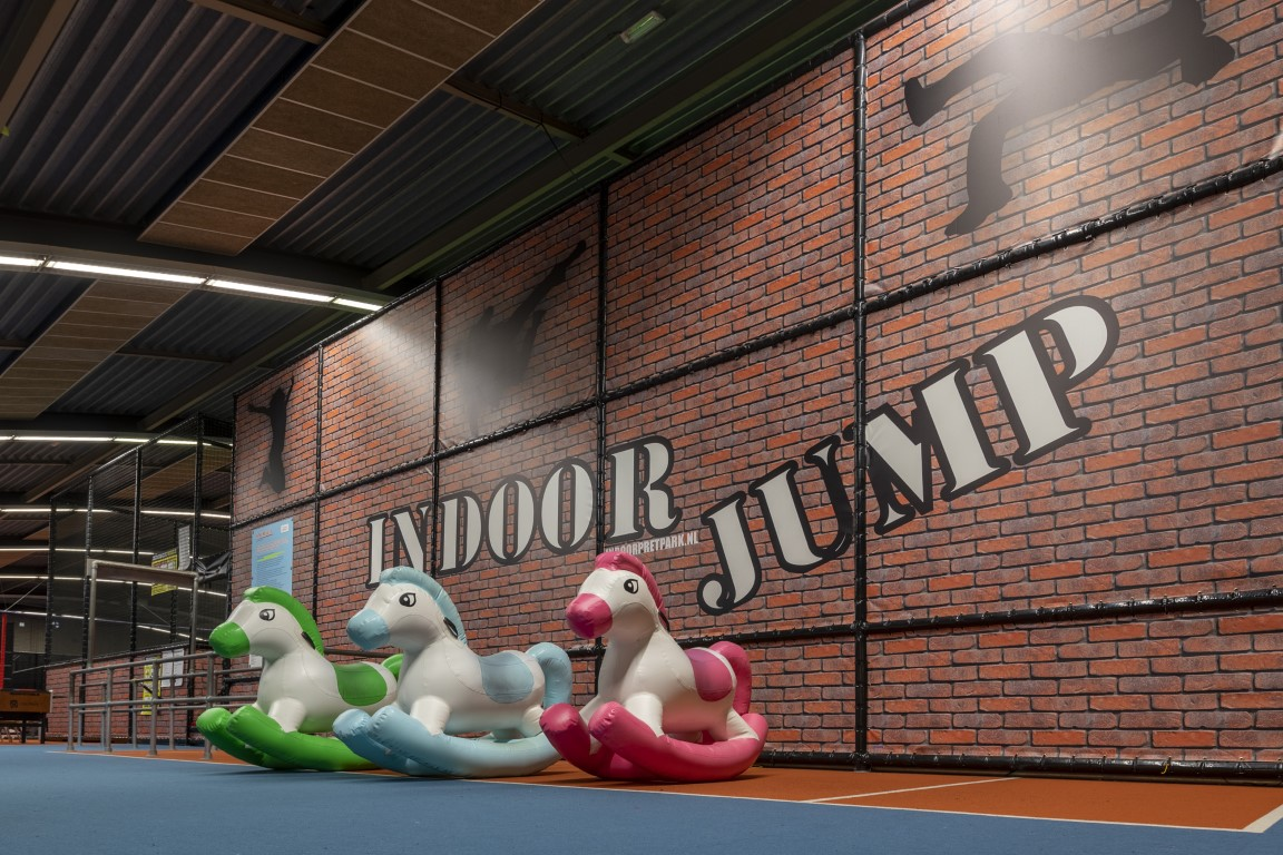 Indoor Jump