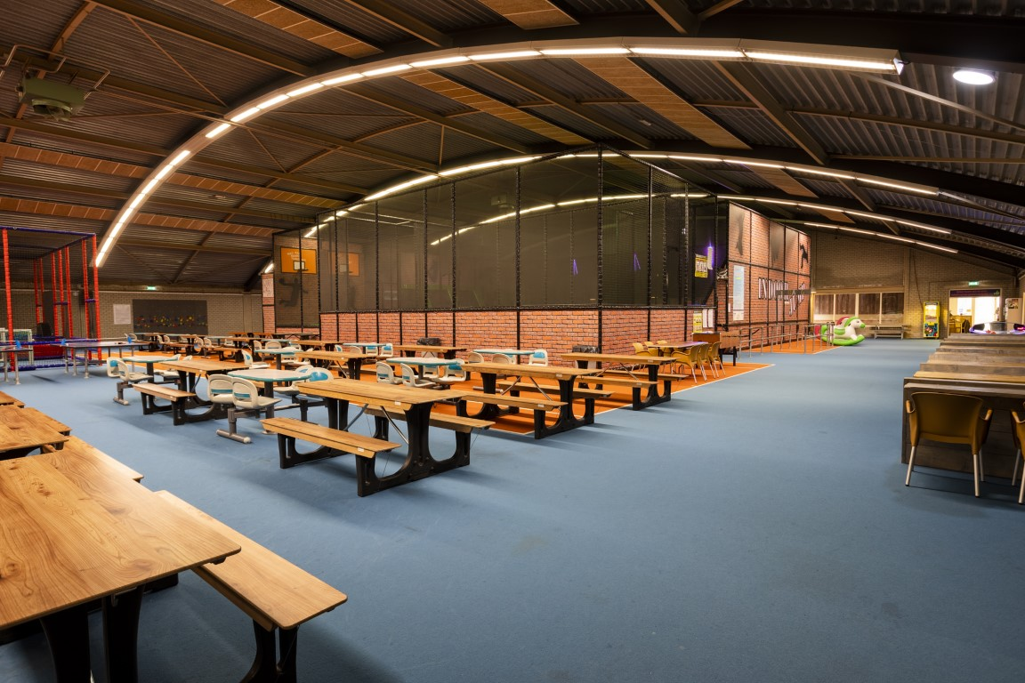 Schoolfeest indoor